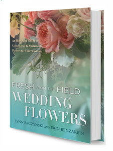Fresh from the Field wedding flower book